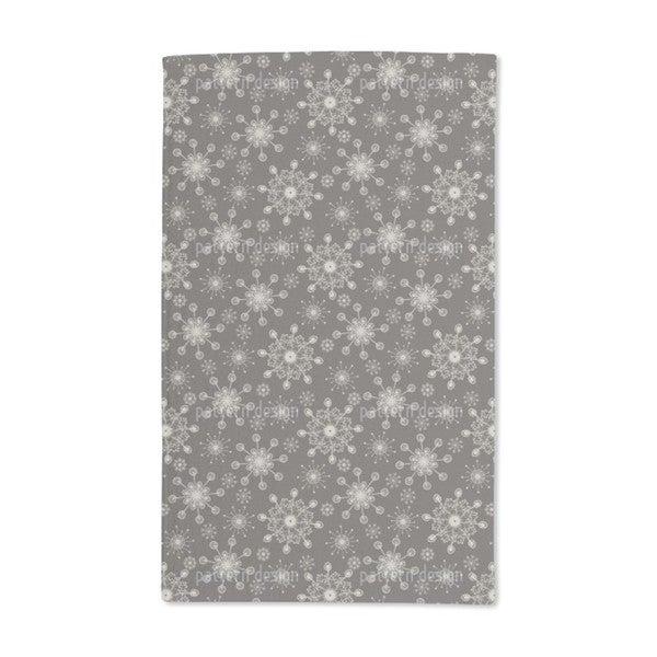 Light and Flaky Hand Towel (Set of 2)