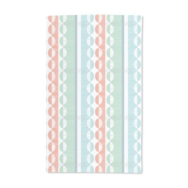 Accord Winter Hand Towel (Set of 2)