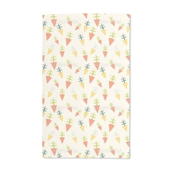 Funky Beets Hand Towel (Set of 2)