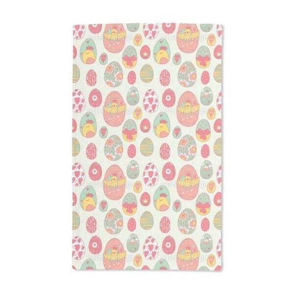 Easter Egg Station Hand Towel (Set of 2)