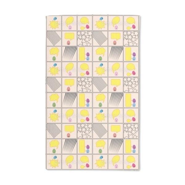 Talking Eggs Hand Towel (Set of 2)