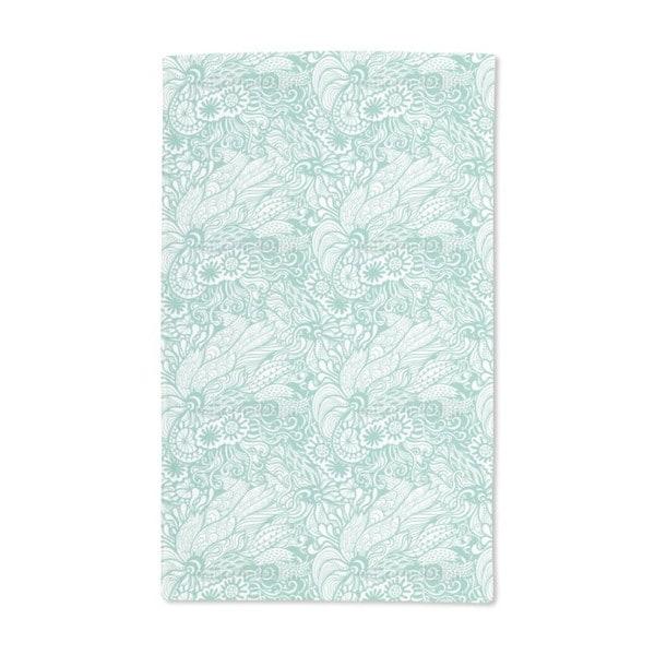Art Nouveau of the Ocean Hand Towel (Set of 2)