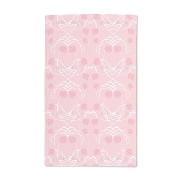 Arwens Dream Rose Hand Towel (Set of 2)