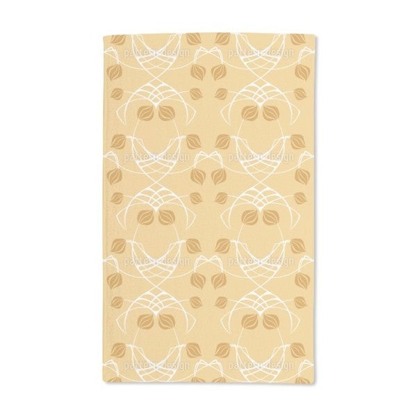 Arwens Dream Gold Hand Towel (Set of 2)