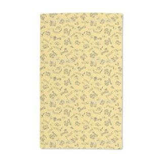 Golden Oldies Hand Towel (Set of 2)