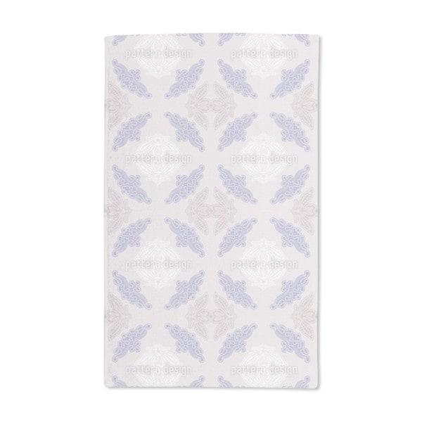Fancy Lace Hand Towel (Set of 2)