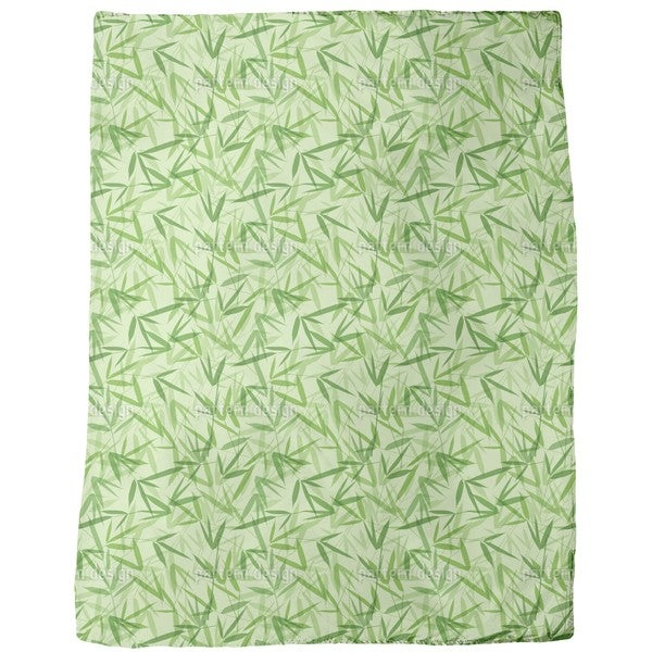 Bamboori Tone on Tone Fleece Blanket