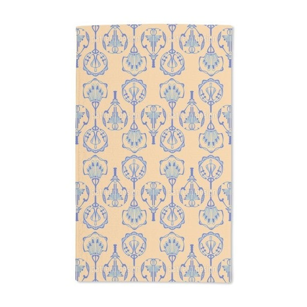 Uchiwa Art Deco Hand Towel (Set of 2)