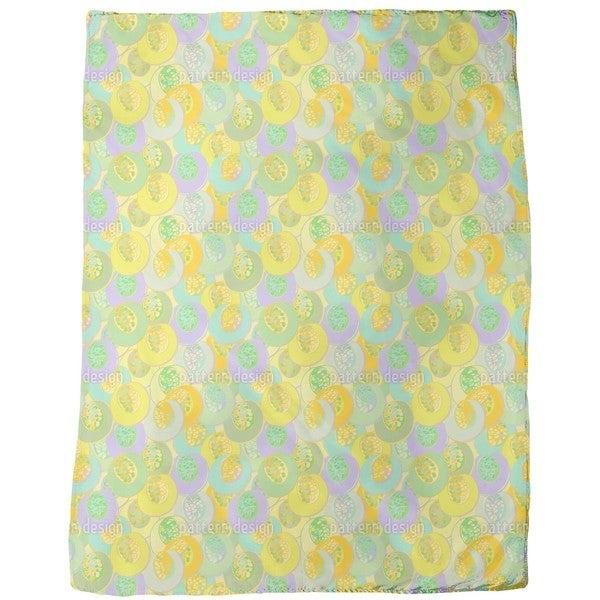 Citronelli Fleece Blanket
