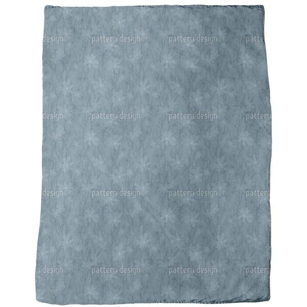 Night Meadow Fleece Blanket