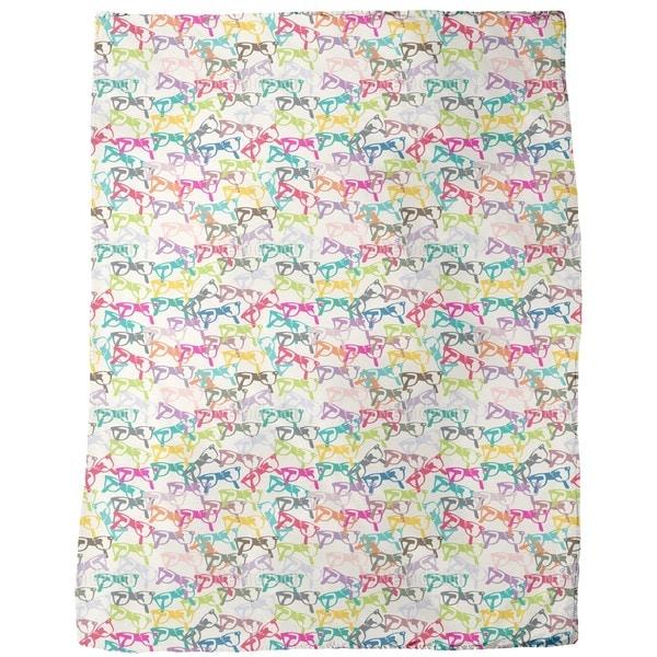 Clear-Sightedness Fleece Blanket