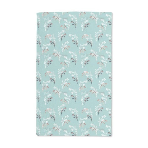 Berry Bouquets Hand Towel (Set of 2)