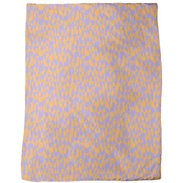 Eulatik Drop Fleece Blanket