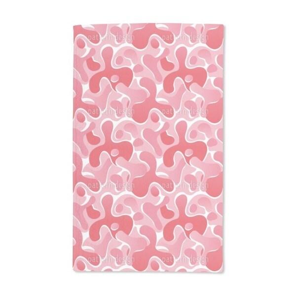 Milkshake Hand Towel (Set of 2)