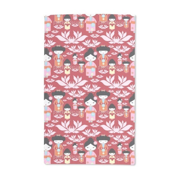 Sayonara Hand Towel (Set of 2)