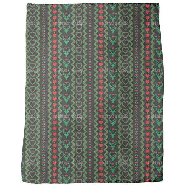 Mating Season Extreme Fleece Blanket