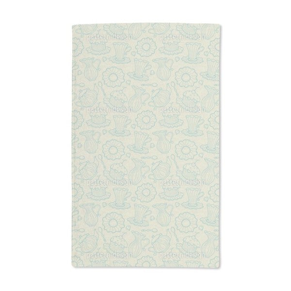 Hen Party Yellow Hand Towel (Set of 2)