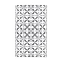 Moroccan Bw Hand Towel (Set of 2)