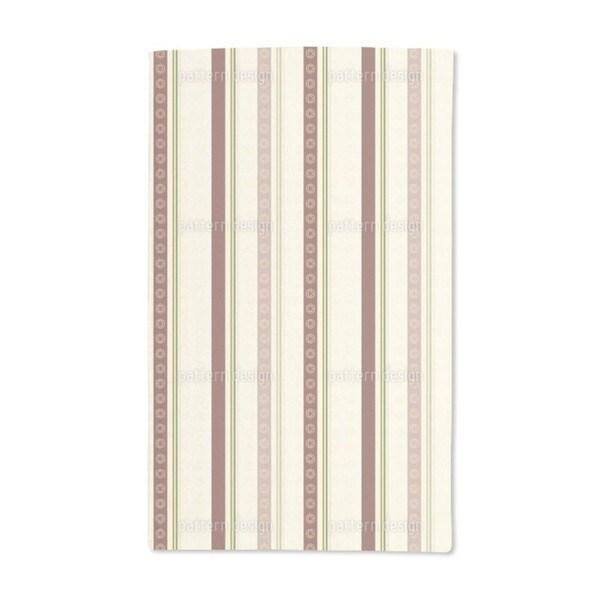 Cafe Apart Hand Towel (Set of 2)