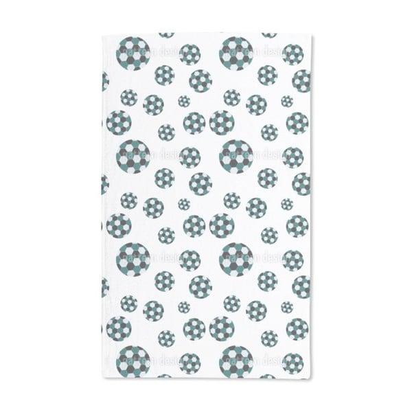Soccer Hand Towel (Set of 2)