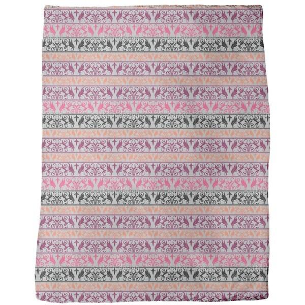 Encora Color Fleece Blanket