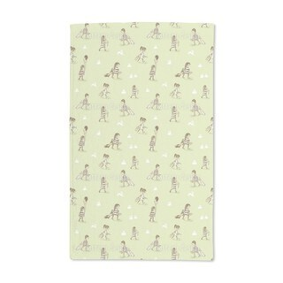 A Walk in the Woods Hand Towel (Set of 2)