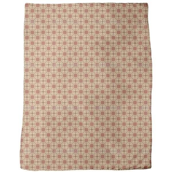 Cafe Amelie Fleece Blanket