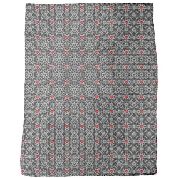 Liebestod Fleece Blanket