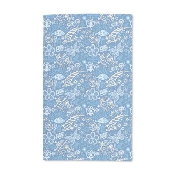 Ocean of Dreams Hand Towel (Set of 2)
