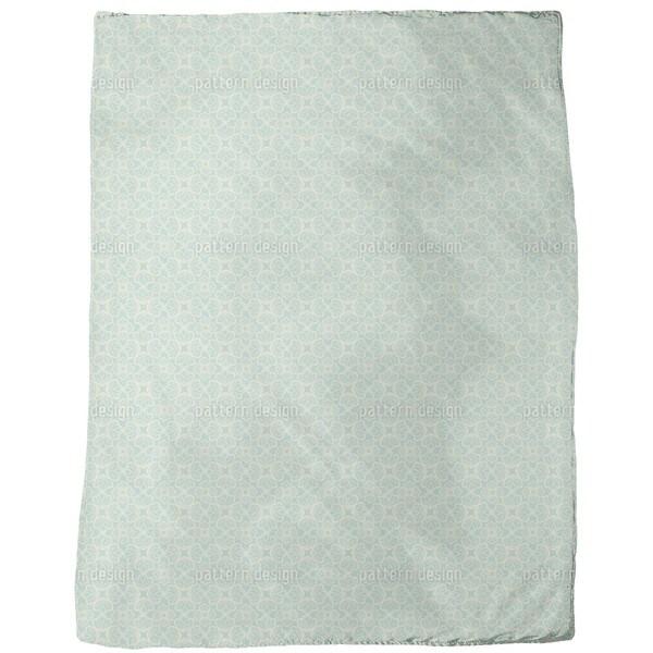 Filigree Gothic Fleece Blanket