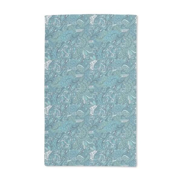 Fantasies of Paradise Hand Towel (Set of 2)