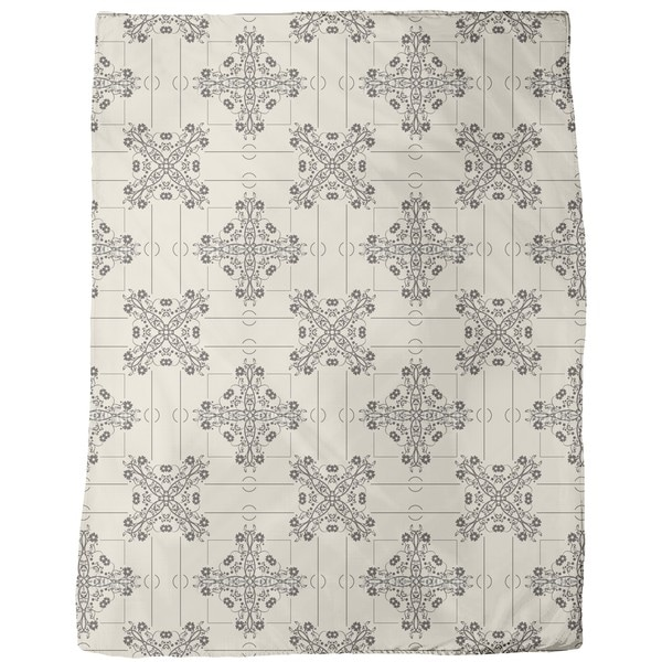 Filigrano Fleece Blanket