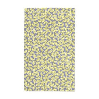 Slices of Lemon Hand Towel (Set of 2)