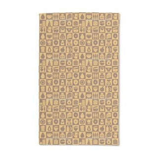 The Housewife Chess Hand Towel (Set of 2)