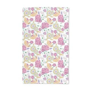 Florial Art at Day Hand Towel (Set of 2)