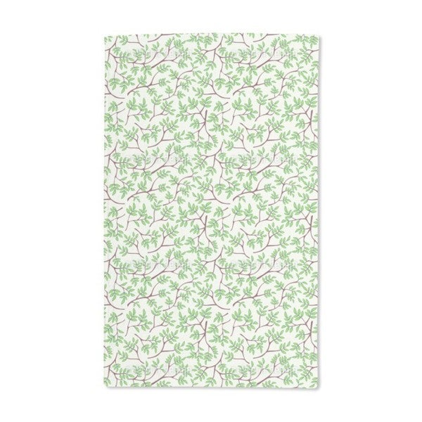 Fine Branches Hand Towel (Set of 2)