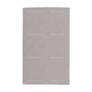 Leaf Lines Hand Towel (Set of 2)