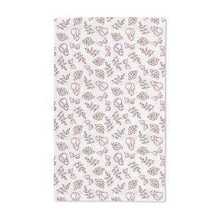 Wild Garden Hand Towel (Set of 2)