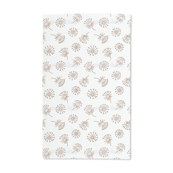 Dandelion Hand Towel (Set of 2)