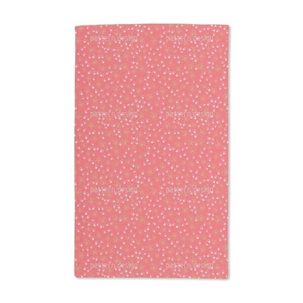Petite Flower Hand Towel (Set of 2)