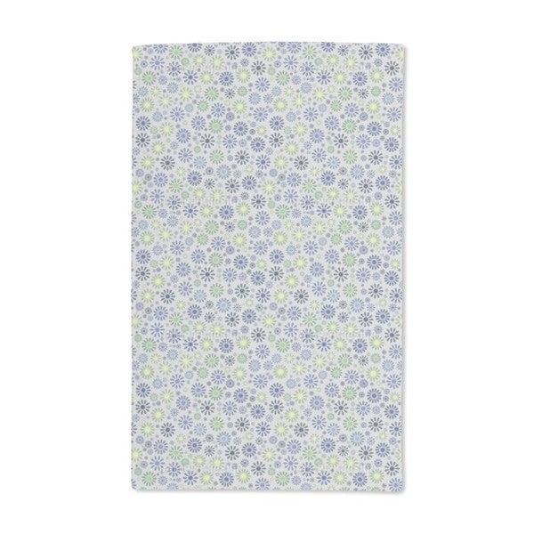 Flower Explosion Hand Towel (Set of 2)