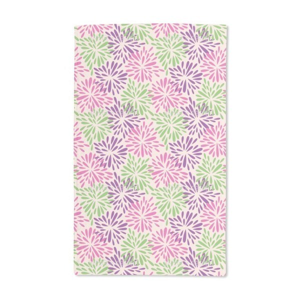 Color Explosion Hand Towel (Set of 2)