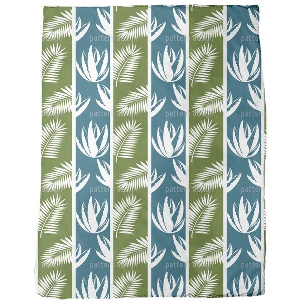 Saba Fleece Blanket