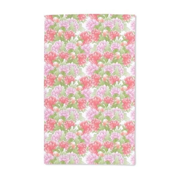 Bouquet of Peonies Hand Towel (Set of 2)