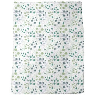 Spring Party Fleece Blanket