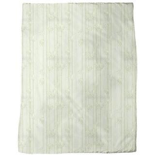 Bamboo Woods Fleece Blanket