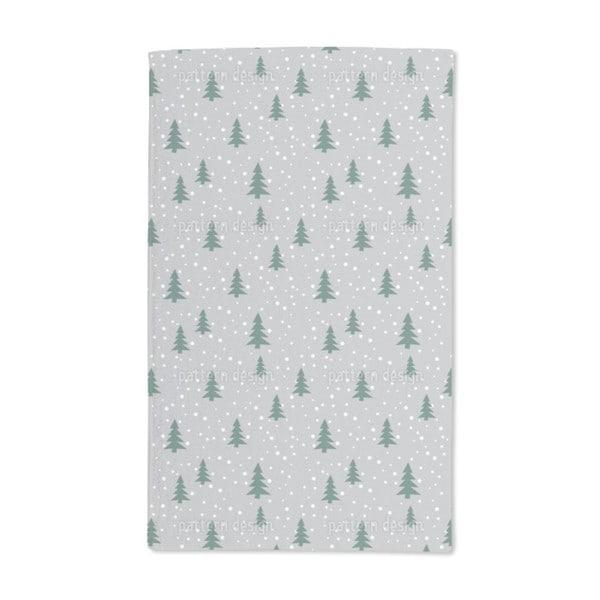 O Christmas Tree Hand Towel (Set of 2)