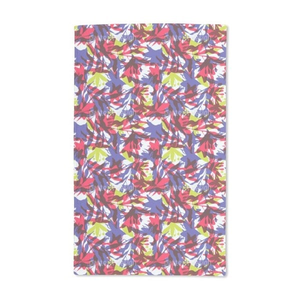 Tropical Thicket Hand Towel (Set of 2)