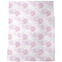 Om Light Fleece Blanket