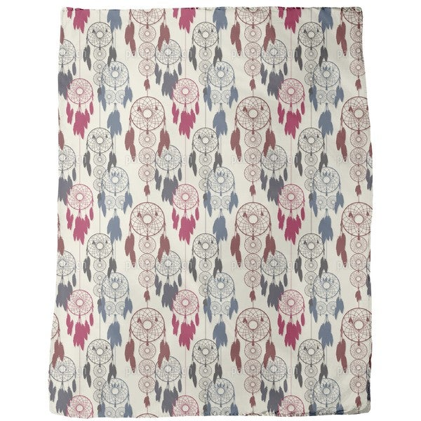 The Dream Catchers Fleece Blanket